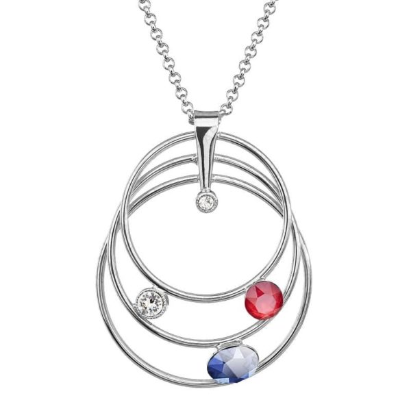 COLLIER FABOS CRYSTALS FROM SWAROVSKI